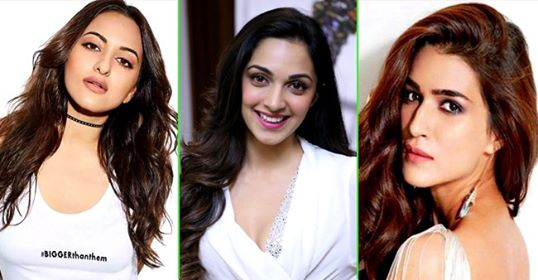 Kiara, Sonakshi, Kriti and other B-Town divas that made triple centuries at box office 2019