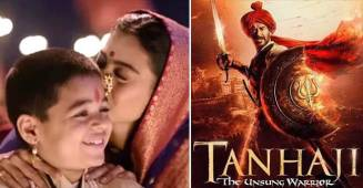 Tanhaji: Child artist Arush Nand shares his experience of working with Ajay Devgn and Kajol