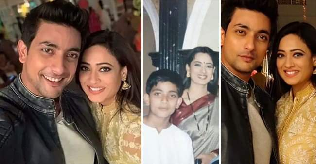 Shweta Tiwari posts a throwback picture with 'Mere Dad Ki Dulhan' co-star Fahaam Khan