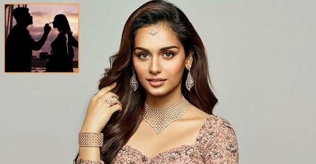 Manushi Chillar shares picture from her debut film Prithviraj's first song