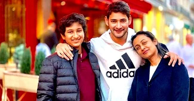 Mahesh Babu jets off to US for a much-needed vacation with wife Namrata and kids
