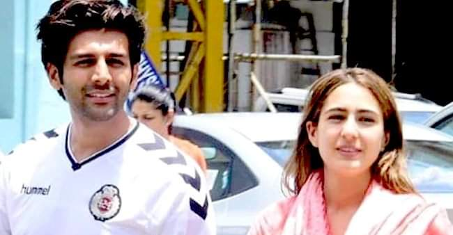 Sara Ali Khan takes a dig at Kartik Aaryan on his marriage plans