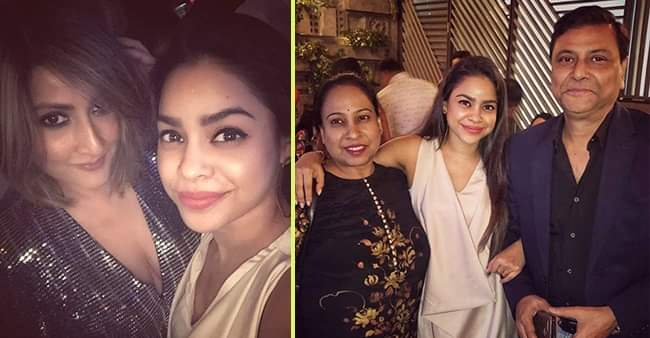 Sumona Chakravarti aka Bhuri from The Kapil Sharma Show welcomes 2020 in style