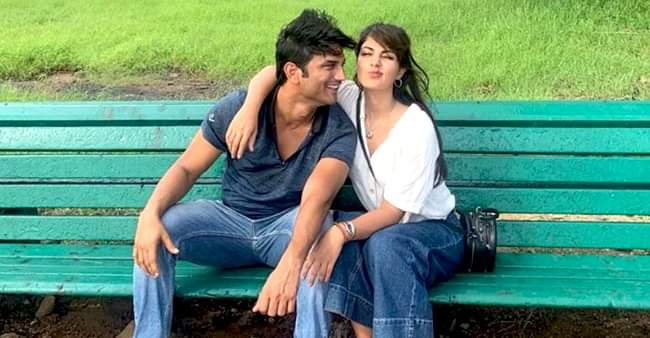 Rhea Chakraborty's adorable wish for rumored boyfriend Sushant Singh Rajput is winning the internet