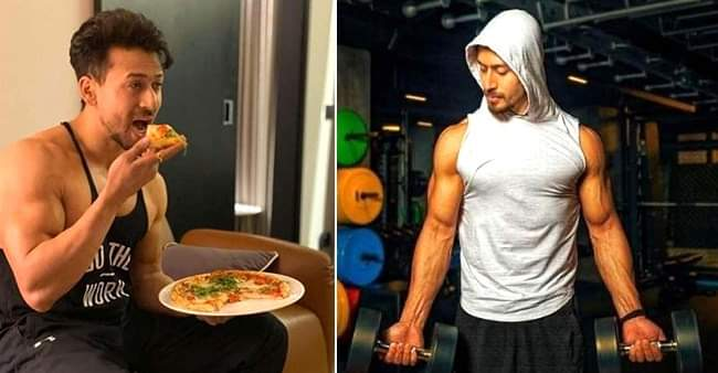 Tiger Shroff's latest pictures on Helo App proves he is a fitness freak