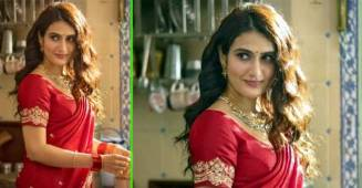 Fatima Sana Shaikh nails as 'Marathi Mulgi' in the first look of Suraj Pe Mangal Bhari