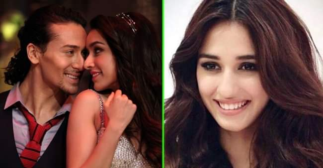 Disha Patani reacts to Tiger Shroff-Shraddha Kapoor's chemistry in 'Dus Bahane 2.0' song