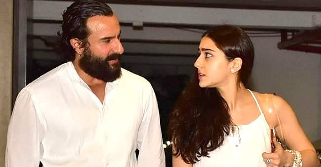 Saif Ali Khan opens up on his movie plans with daughter Sara Ali Khan