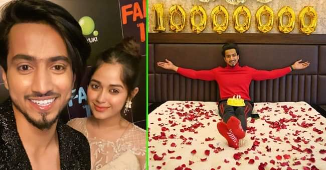 Mr. Faisu crosses 10 million followers on Instagram, friend Jannat Zubair congratulates him