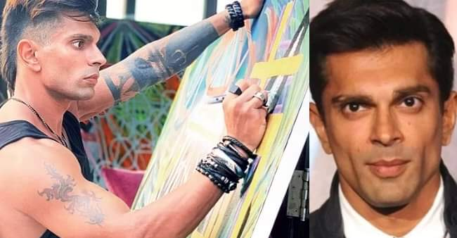 Karan Singh Grover presents to you his art website on his birthday