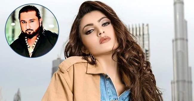 'Main Dar Gaya', comments Honey Singh on Urvashi Rautela's latest Instagram post