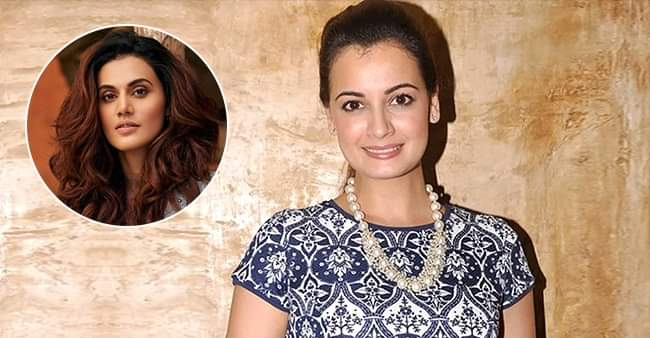 Dia Mirza is all praises for Taapsee Pannu, class her 'fierce lioness'