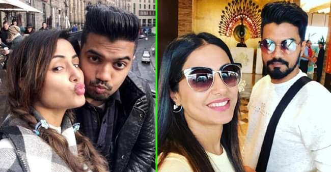 Hina Khan and beau Rocky Jaiswal's relationship is all things love