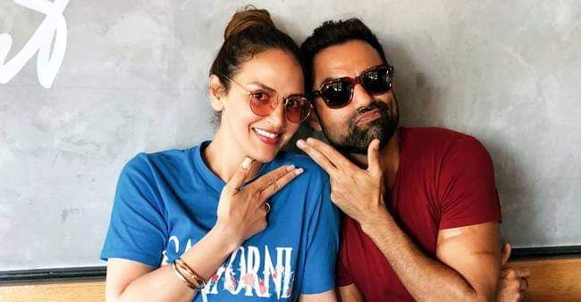 Esha Deol turns author with debut novel 'Amma Mia', brother Abhay Deol feels proud
