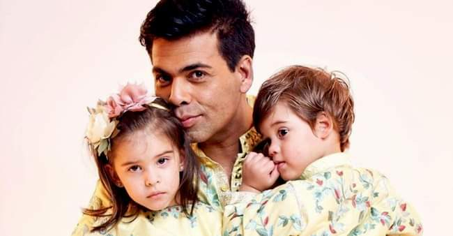 Karan Johar to plan an early birthday party for his kids Yash and Roohi