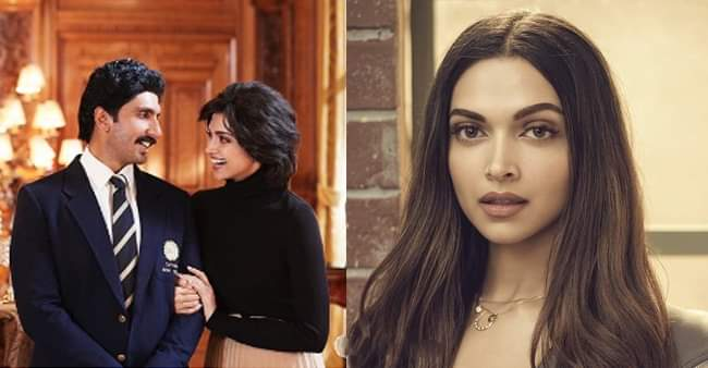 Wifey Deepika Padukone said this about working with her husband in '83