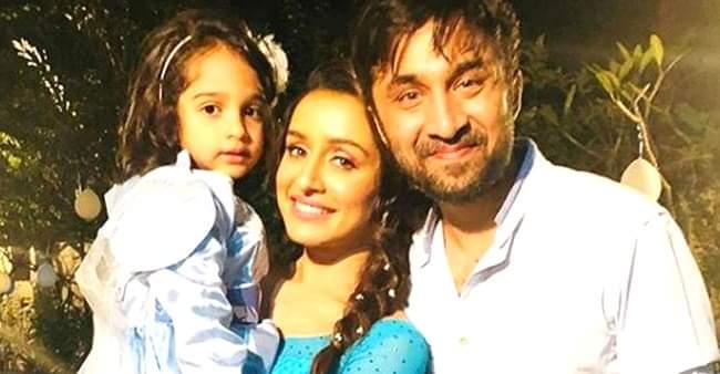 Shraddha Kapoor looks gorgeous as Frozen's Elsa in a blue gown for cousin's birthday bash