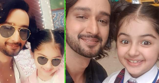 Patiala Babes: Sourabh Raaj Jain loves to spend time with his youngest co-star Saisha Bajaj