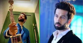 Nakuul Mehta bags 'Television Star of the Decade' award, pens down a heartfelt note