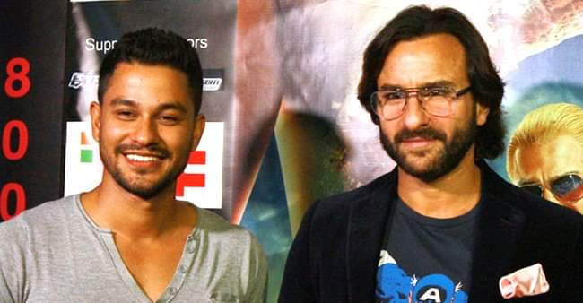 Kunal Kemmu spills the beans on working with brother-in-law Saif Ali Khan