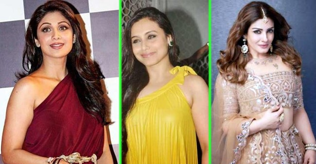 Actresses Like Kareena, Raveena & Others Happily Chose To Get Married With 'Once-Married' Men