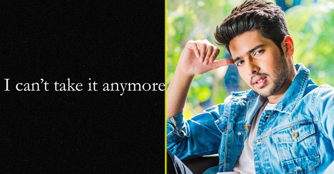 I can't take it anymore: Armaan Malik leaves fans worried as he deletes his Instagram posts