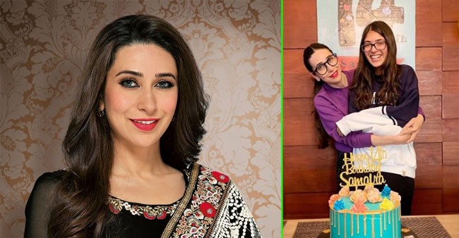 Mommy Karisma Kapoor shares a heartfelt wish for daughter Samaira on her 15th B'Day