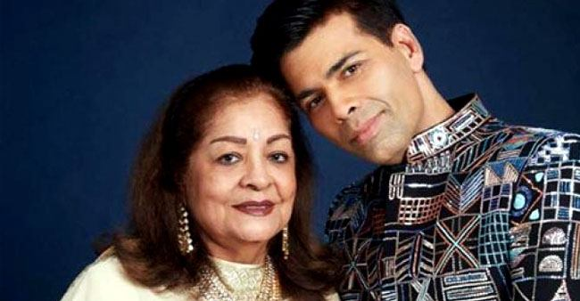 On mother Hiroo's B'Day, Karan shares a heartfelt note; Calls her 'big love story of my life'