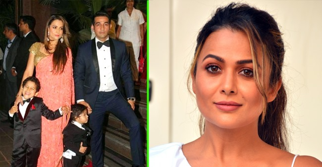 Amrita Arora's B'Day wish for husband Shakeel is all about 'quarantine fun', see pic