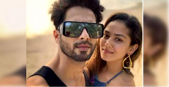 An adorable and modern love story of Shahid and Mira that is full filmy