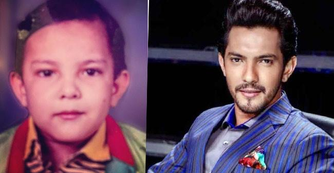 Indian Idol 11 host Aditya Narayan surprises his fans with a cute throwback pic