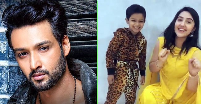 Ashnoor Kaur shares a throwback video with a little fan, co-star Sourabh drops a heartfelt comment