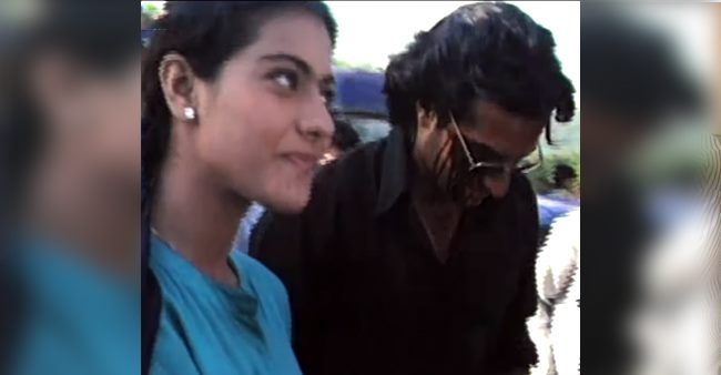 BTS video of Kajol and Saif from the sets of Bambai Ka Babu will take you back to the 90s