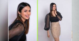 Amidst lockdown, Divyanka shares throwback pics while she used to 'get up and go for work'