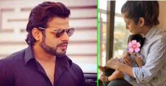 Karan Patel's wifey Ankita pens down an emotional note for baby Mehr's safety amid outbreak