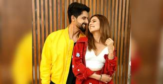 Couple Sargun and Ravi shares their lockdown plan, urges all to see the positive side