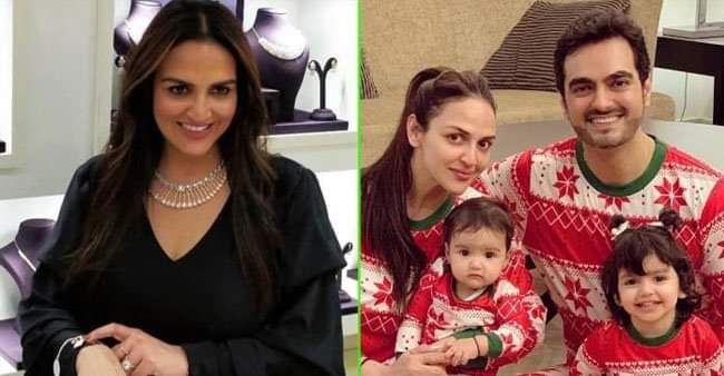 """I make sure one of us is always there"": Esha Deol Takhtani on work-parenting"