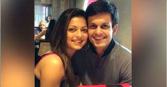 Drashti Dhami posts a hilarious wish for husband Neeraj Khemka on his B'Day; Check out