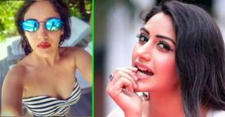 Surbhi Chandna looks ravishing in her throwback vacation selfie, captions 'dreams of beach'