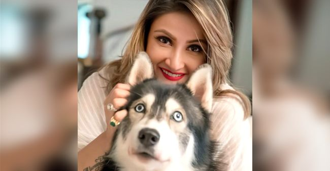 Urvashi Dholakia shares her lockdown experience with dog Jaegar, says he keeps us busy