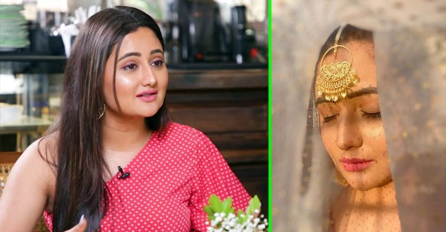 Rashami Desai glows like gold in her pic as she wishes Ram Navami to her fans
