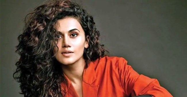 It's scary while critics declare 'you are in top form', says Taapsee Pannu citing online comments