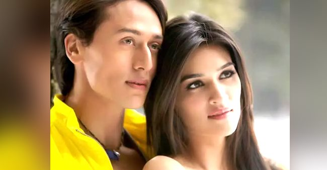Kriti wishes to work in Hindi remake of Mr. And Mrs. Smith, takes Tiger's name as a lead