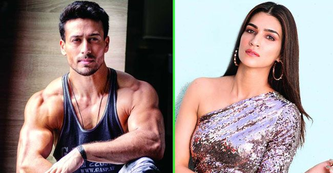Kriti Sanon is a 'too big star' to work with me, says Tiger Shroff; Actress responds