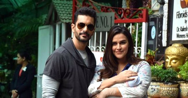 Angad Bedi praises wife Neha, says 'my respect for her has increased after parenthood'