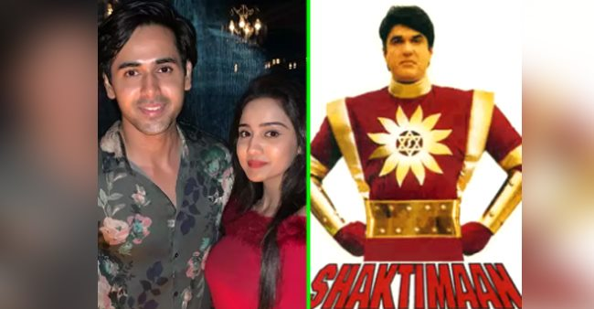 Yeh Un Dinon Ki Baat Hai's Ashi Singh and Randeep Rai reveal Shaktimaan is their favorite superhero