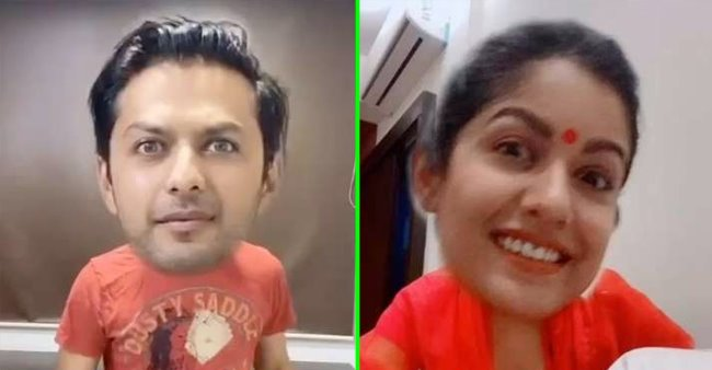 Vatsal Sheth and wifey Ishita's funny lockdown videos that are going popular on social media