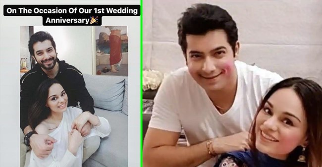 Actor Sharad Malhotra reveals his wedding anniversary celebration plans amid the lockdown