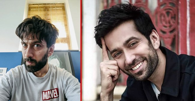 Nakuul Mehta shares a messy hair selfie, banters about GFs and wives giving haircuts on Instagram