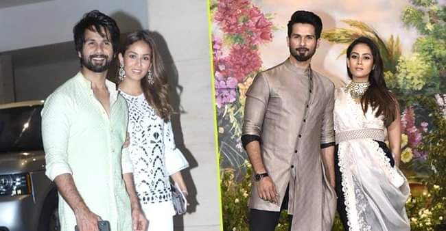 Shahid Kapoor and Mira Rajput have proved to be the best in fashion games